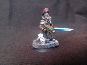 STEEL LEGION COMMISSAR 2