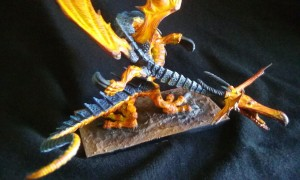 lava dragon