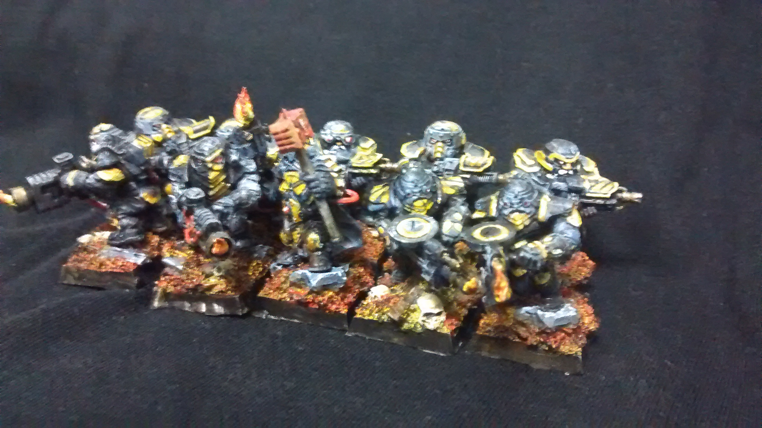 Mantic Forge Fathers