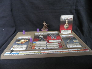Tablero Zombicide Black Plague