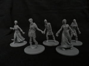 Zombis Zombicide Black plague