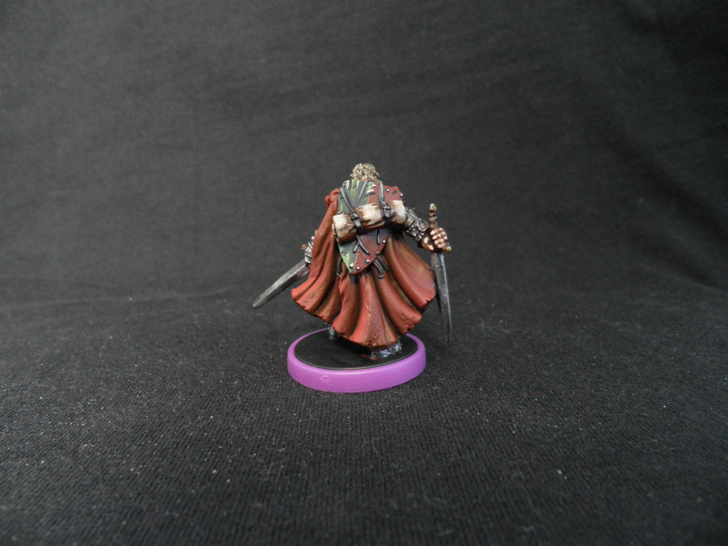 ZOMBICIDE BLACK PLAGUE CLOVIS