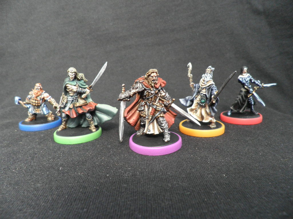 SUPERVIVIENTES ZOMBICIDE BLACK PLAGUE