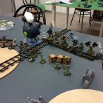 Ronda 1: Circle of Orboros vs Cryx