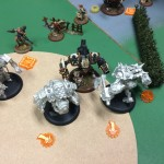 Ronda 1: Protectorate of Menoth vs Khador