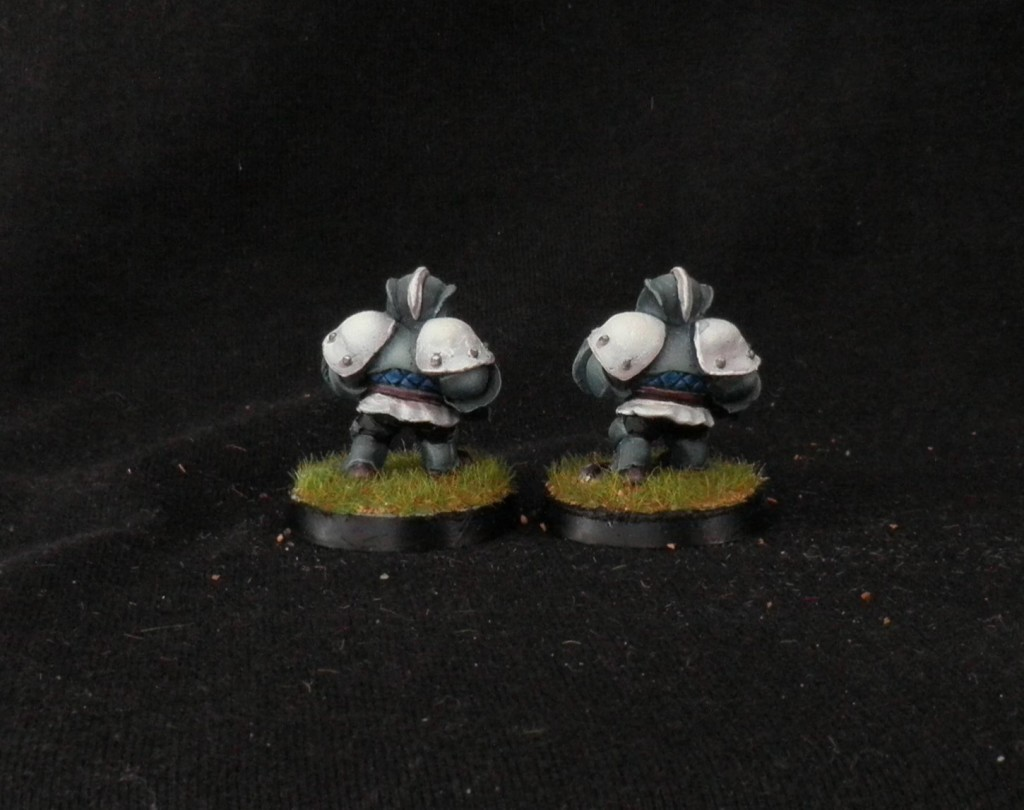 blood bowl, thunderbeards enanos