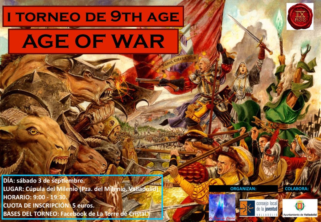 Torneo Age of War Valladolid