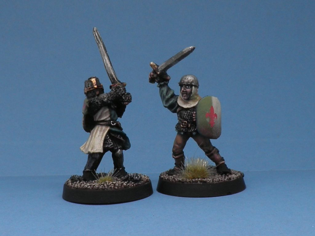 ADVENTURERS STARTER SET CITADEL BC1 HEROIC KNIGHT IN ARMOUR
