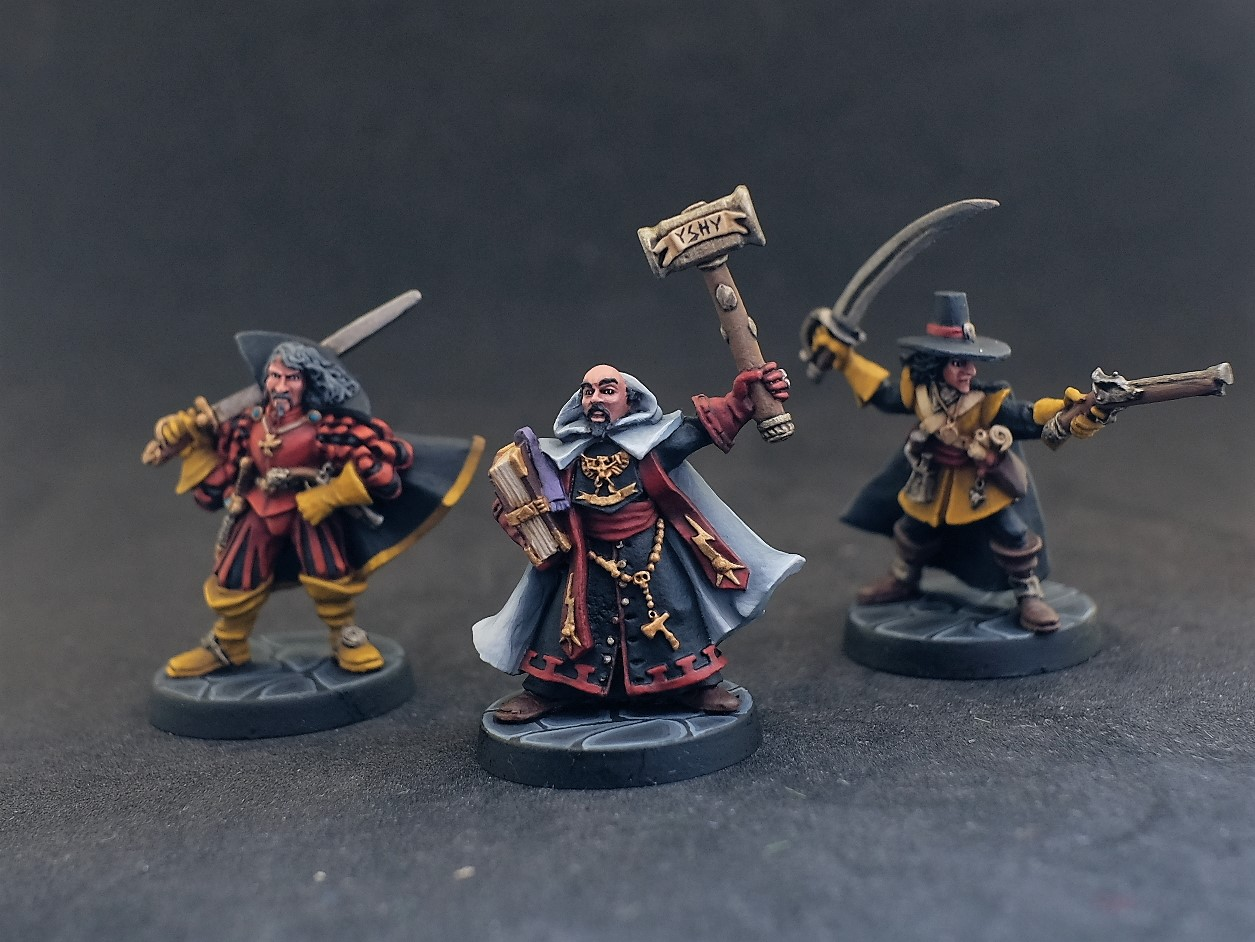 WARHAMMER QUEST HEROES