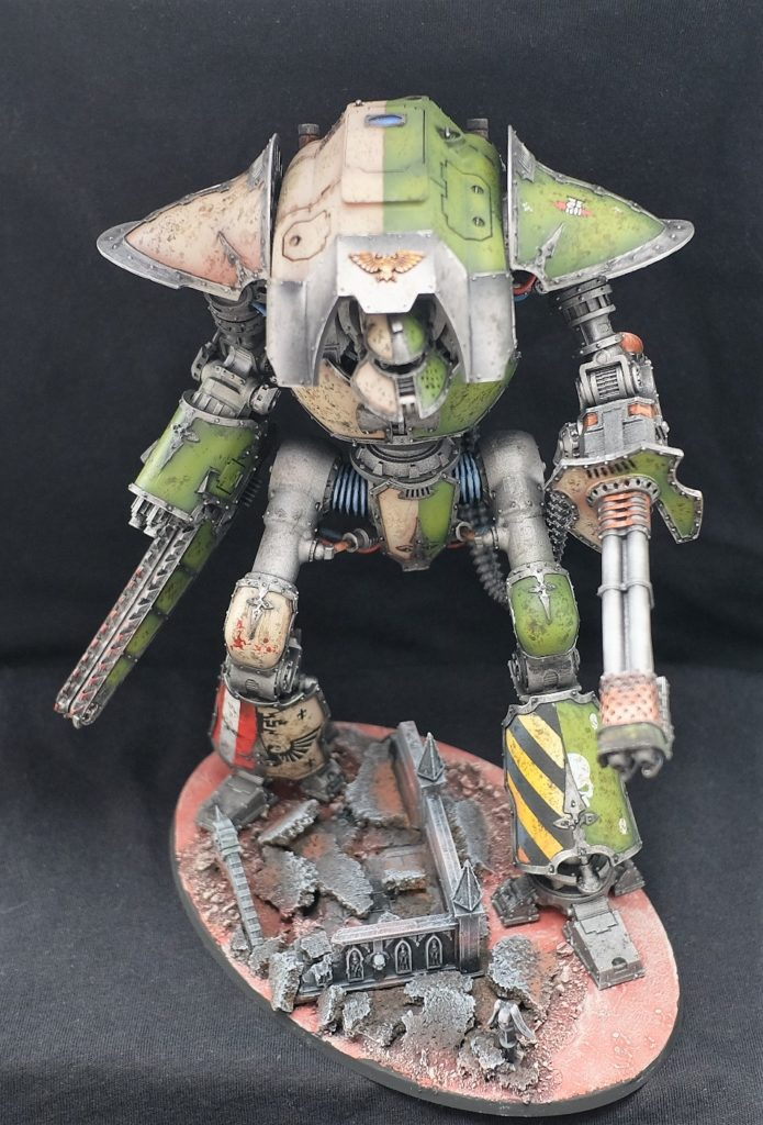 imperial knight acheron