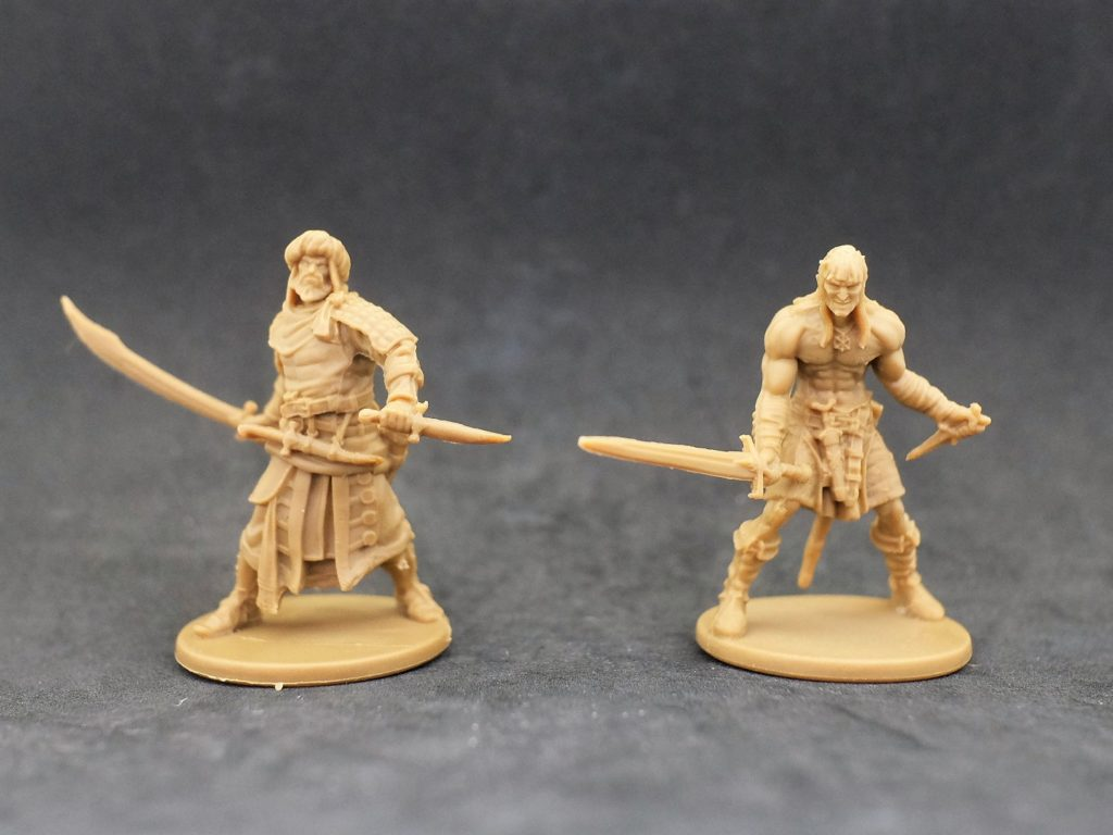 ZOMBICIDE GREEN HORDE SURVIVORS