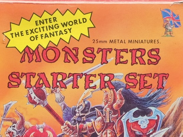 monsters starter set bc2