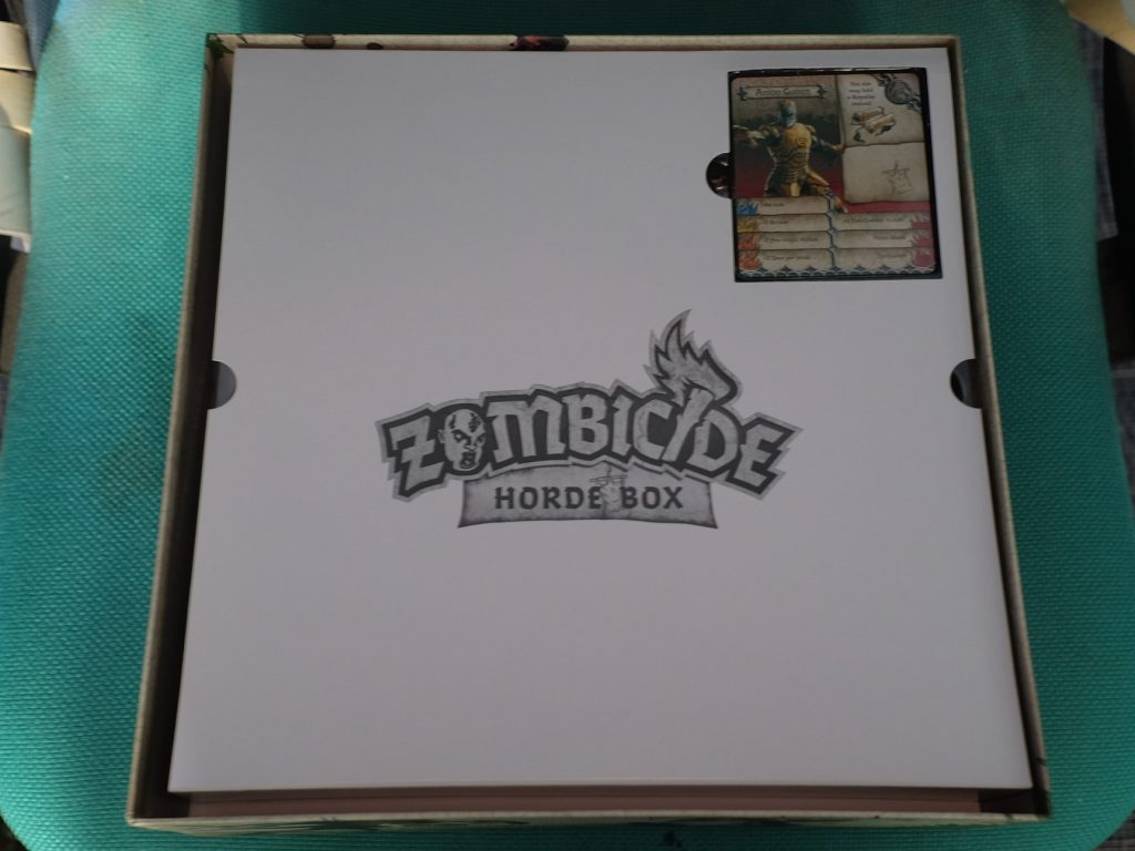 Zombicide green horde wave 2
