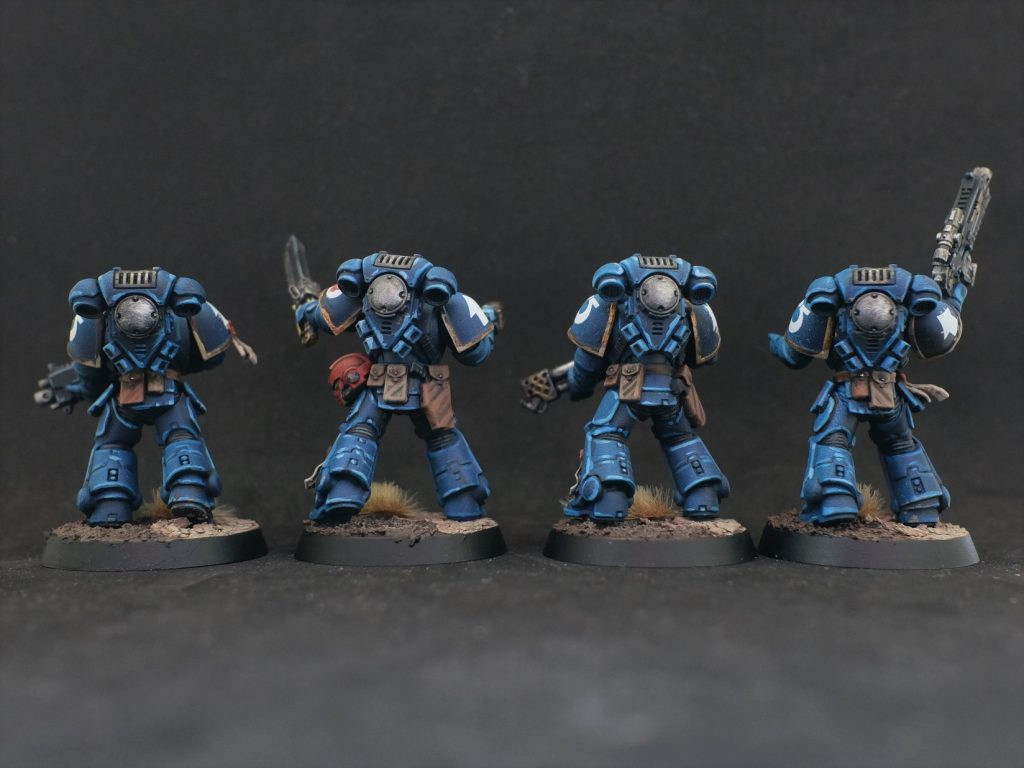PRIMARIS INTERCESSOR, ULTRAMARINES