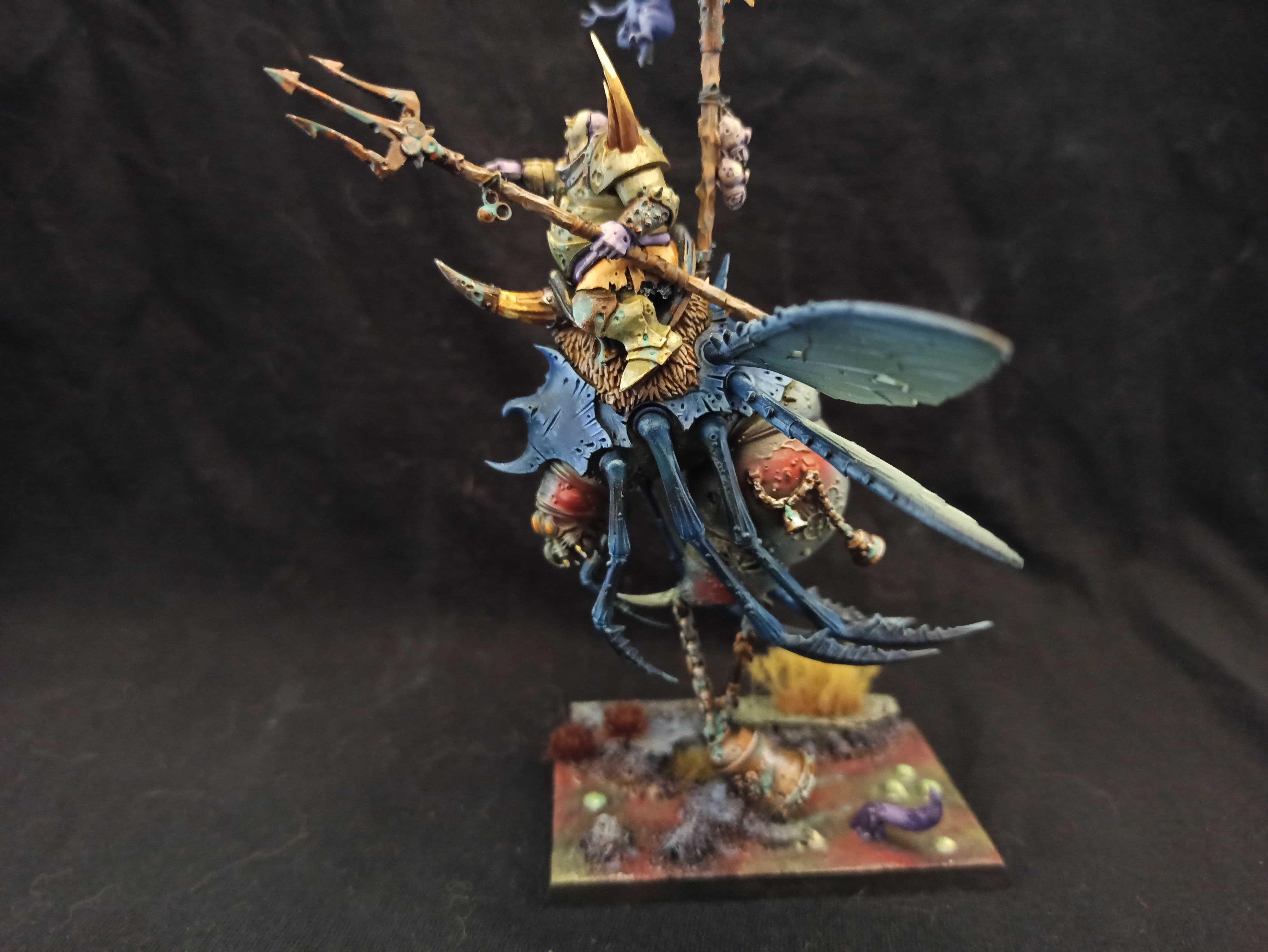 Lord of afflictions