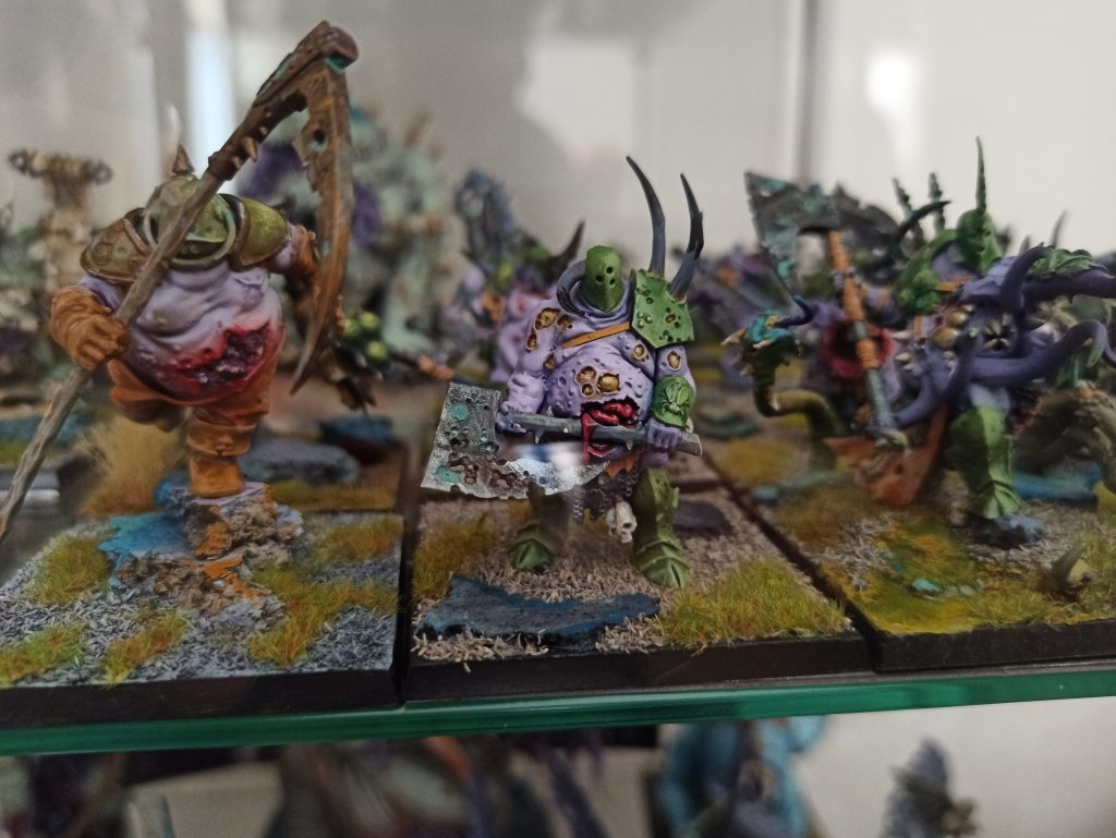 Putrid blight king