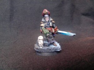 TEEL LEGION COMMISSAR 1