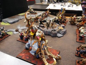 Armies on parade 2015