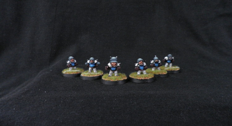 HALFLINGS BLOOD BOWL