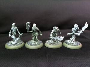Modelos Blackbane´s Ghost Riders