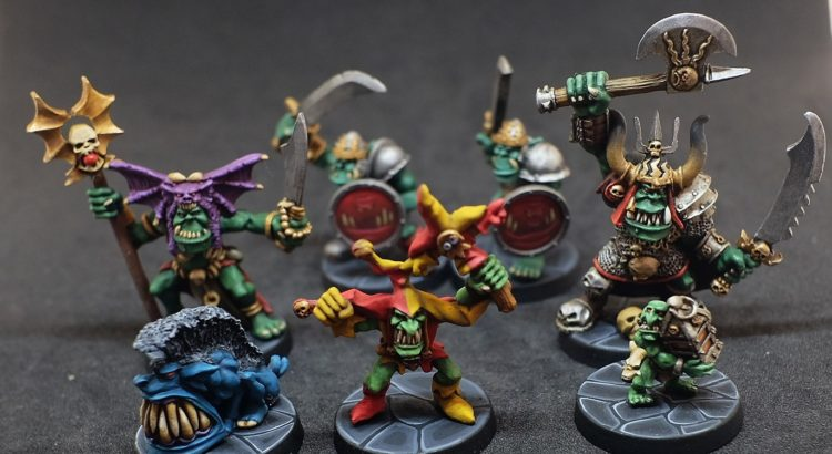 WARHAMMER QUEST LAIR OF THE ORC LORD