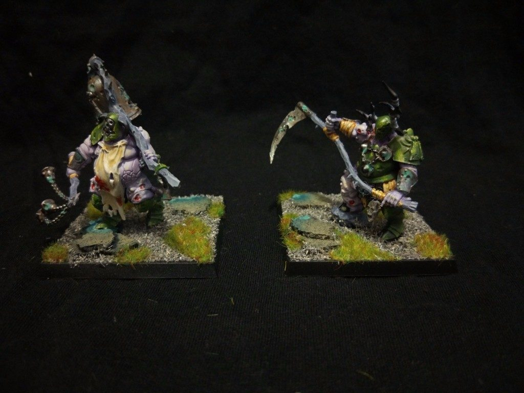 Putrid Blight kings