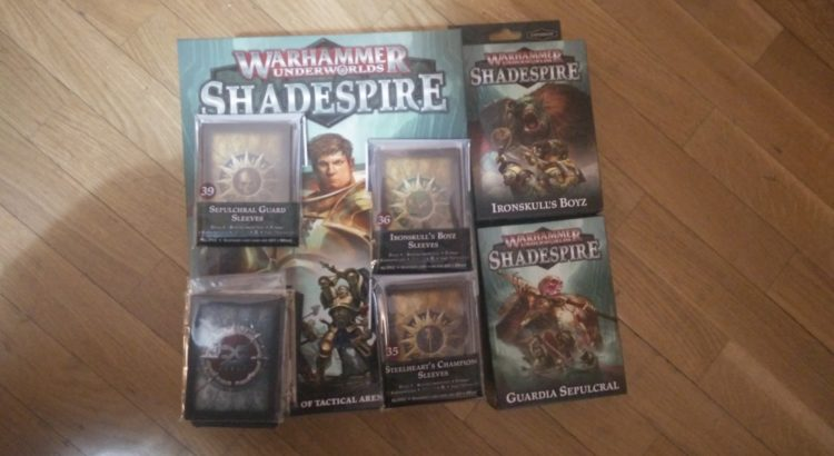 WARHAMMER UNDERWORLD SHADESPIRE OPNION