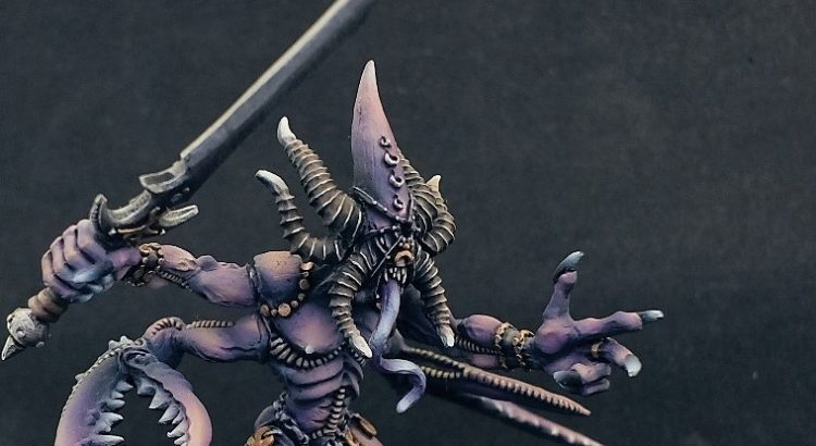 GUARDIAN DE LOS SECRETOS, GRAN DEMONIO DE SLAANESH