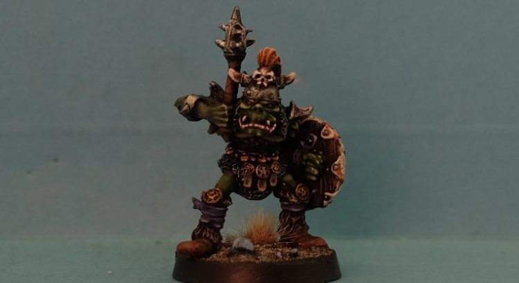 monsters starter set bc2 orc champion